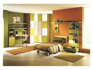 Picture of Quasar 14, colorful bedrooms