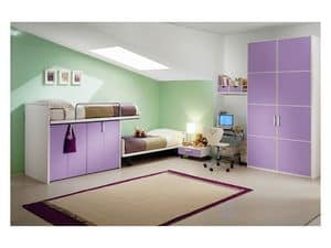 Picture of Quasar 17, compact kids' bedrooms