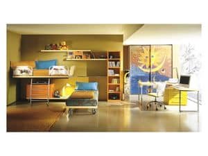 Picture of Quasar 18, modern kids' bedrooms