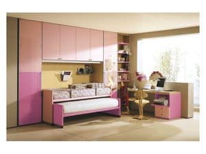Picture of Quasar 19, furniture for children and youngster bedrooms