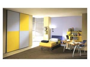 Picture of Quasar 20, compact kids' bedrooms