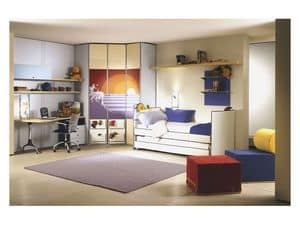 Picture of Quasar 21, furniture for bedroom