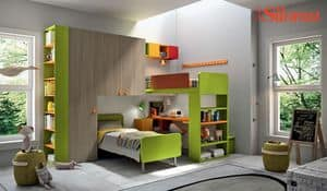 Picture of TAG_05, compact-kids-bedroom