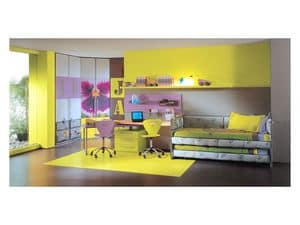 Picture of Yume 01, modern kids' bedrooms
