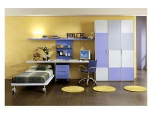 Picture of Yume 02, children bedroom