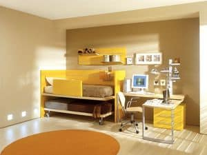 Picture of Yume 05, colorful bedrooms