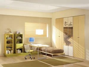 Picture of Yume 06, compact kids' bedroom
