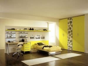 Picture of Yume 10, complete kids' bedrooms