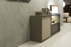 Ar-madia, Design cupboard with sliding door, tailor-made