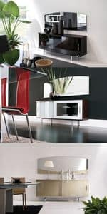 Picture of ISOLA, cabinet with shelves