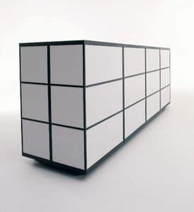 Picture of Low Box, suitable for reception