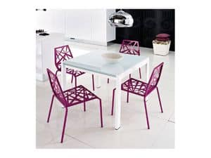 Picture of Mix, extendable tables