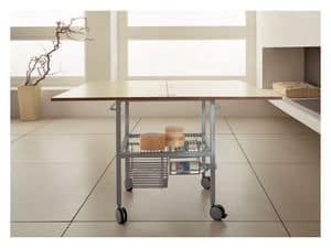 Picture of Multiplo HI TECH, kitchen trolleys