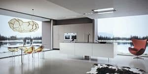 Picture of AK_02 3, linear kitchens