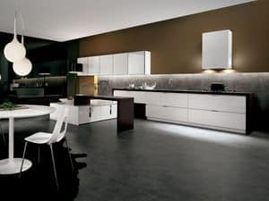 Picture of Area 2, linear kitchen
