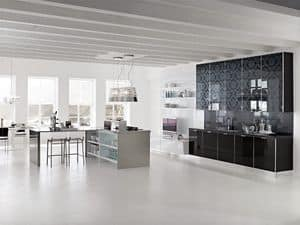 Picture of Brillant 1, contemporary kitchens