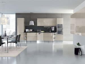Picture of Bring 7 tortora, custom-made kitchens