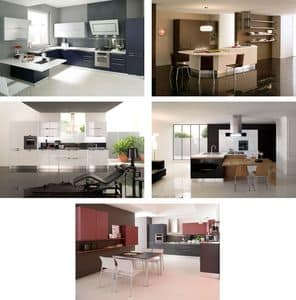 Picture of Carrera, contemporary kitchens