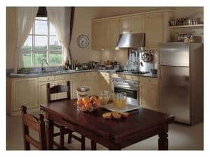 Picture of Corner Nostalgia, wooden kitchens