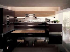 Picture of Dialogo, linear kitchens