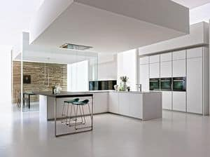 Picture of Hi-Line 6 comp.01, technologic kitchens