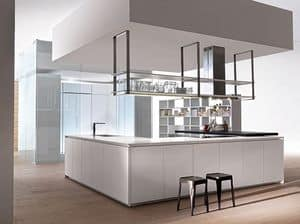 Picture of Hi-Line 6 comp.02, designer kitchen