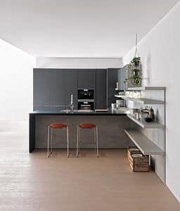 Picture of INDada comp.02, linear kitchen