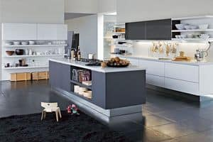 Picture of INDada comp.03, kitchen cabinets