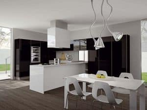 Picture of Light 1, modular kitchens