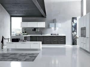 Picture of Malib� 1, contemporary kitchens