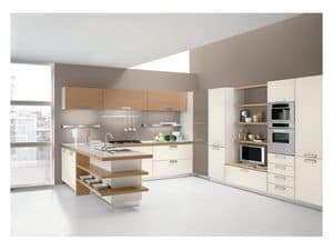 Picture of Matrix 1, modern kitchen