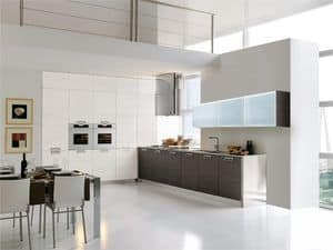 Picture of Matrix 2, custom-made kitchen