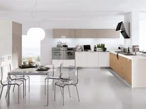 Picture of Matrix 4, linear kitchen