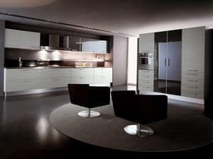 Picture of Naike 1, modern kitchen