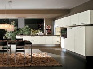 Picture of Naike 3, modern kitchens