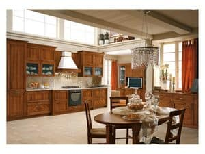 Picture of Olivia 3, built-in kitchen