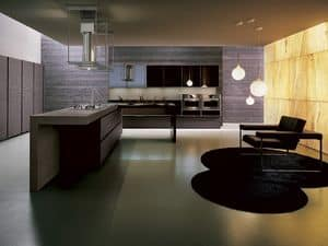 Picture of Onda 1, linear kitchens