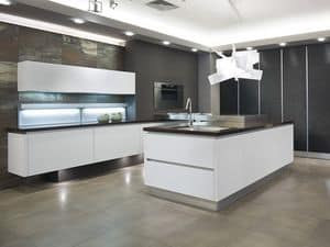 Picture of Onda 2, modular kitchens