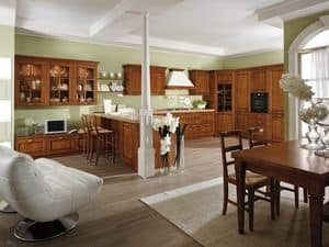 Picture of Ontario 4, wooden kitchens