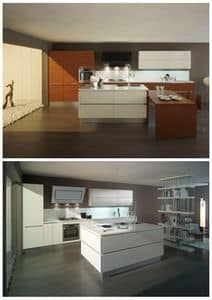 Picture of Oyster, modular kitchen