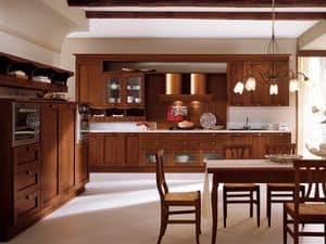 Picture of Provenza 3, traditional style kitchens