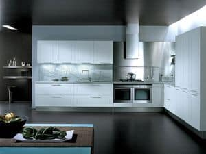 Picture of Quadrica, linear kitchen
