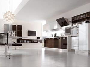 Picture of Replay 2, modern kitchen