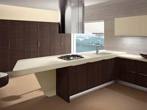 Picture of Yoshi 3, custom-made kitchen