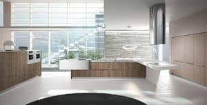 Picture of Yoshi 1, linear kitchen