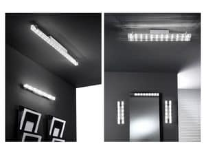 Picture of Aurora ceiling lamp, elegant lamp