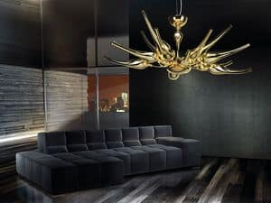 Picture of Ego chandelier, elegant lamps