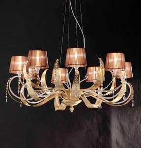 Picture of Erica ceiling lamp, elegant lamp