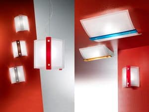 Picture of Fil� applique, ceiling light