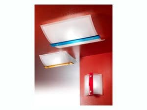 Picture of Fil� ceiling lamp, wall lamps